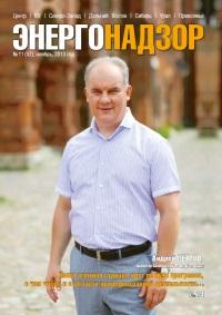 ЭнергоНадзор № 11 (52) Ноябрь 2013 г.